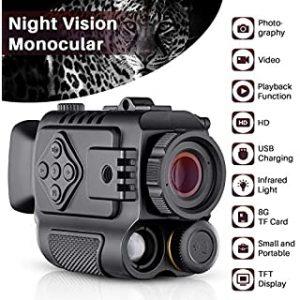 camera vision nocturne
